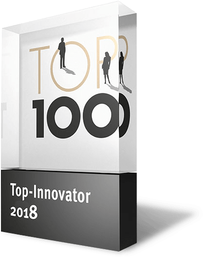 Logo: Top-Innovator 2018 Award
